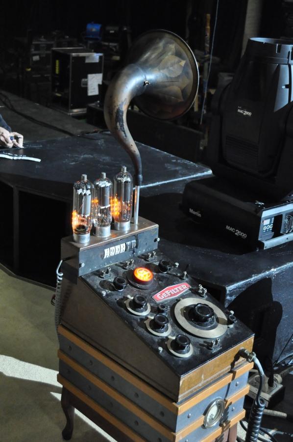 RUSH Time Machine Tour - The Gefilter