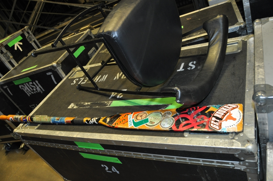 RUSH Time Machine Tour - The Well Travelled Paddle