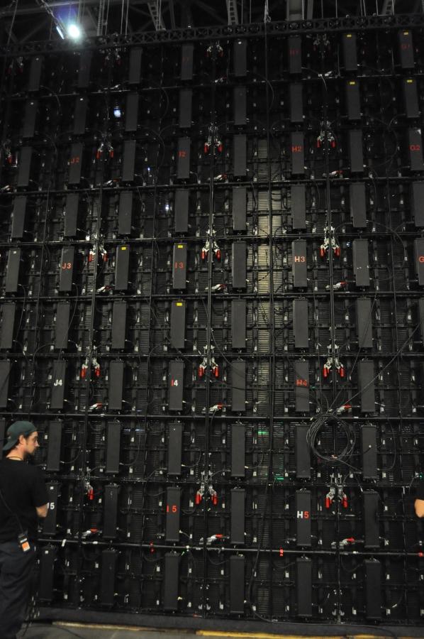 RUSH Time Machine Tour - WinVision 9mm LED Screen